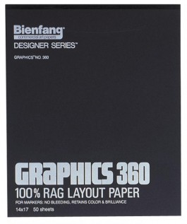 Graphics 360 Marker Pads